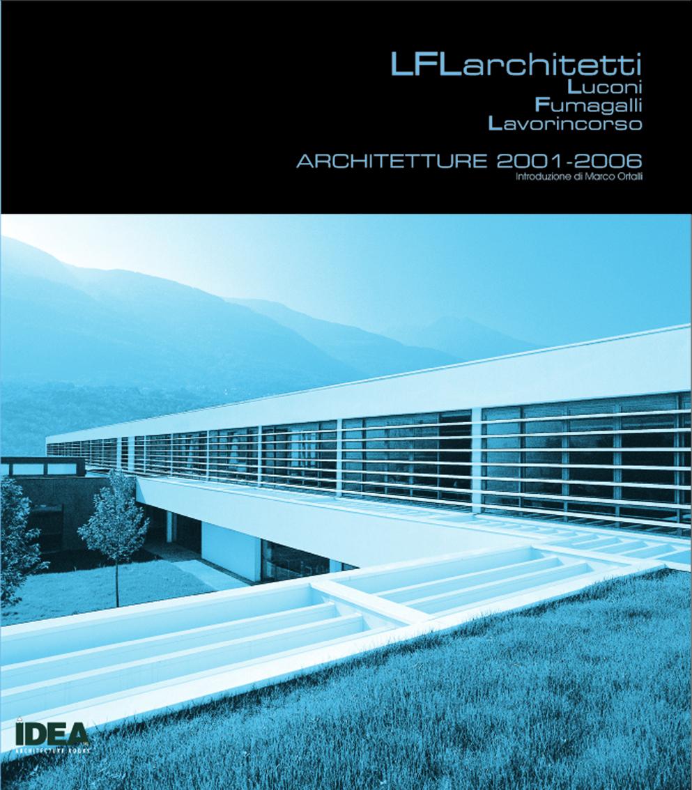 Siti Di Architetti Italiani luconi - pubblicazioni