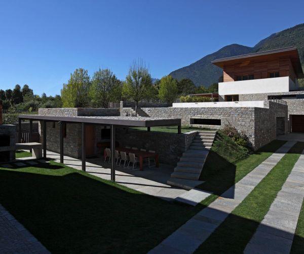Luconi - Casa GT, Valtellina